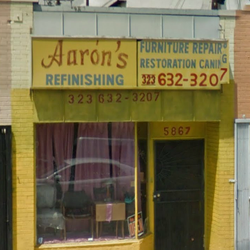 Aarons Handyman Melrose Ave Hollywood Los Angeles CA - Aarons store map us
