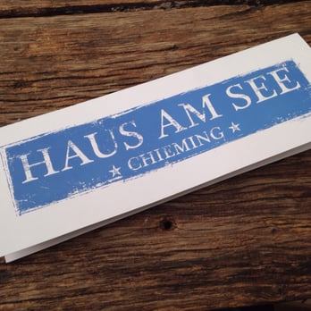 Cafe Haus Am See Chieming