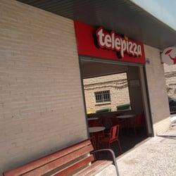 Telepizza - Pizza - Calle de la Constitución, 12, Cuarte de Huerva ...