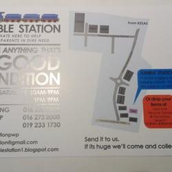 Jumble Station - Community Service & Non Profit - Recycle
