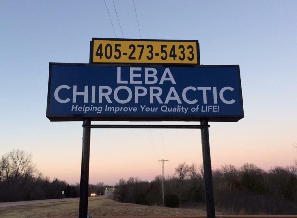 Leba Chiropractic: 11 W Macarthur St, Shawnee, OK