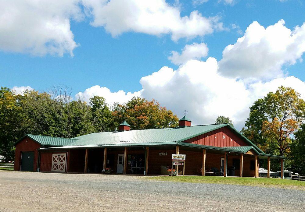 Wildwood Rv Park & Campground: 20078 Lake Blvd, Shafer, MN