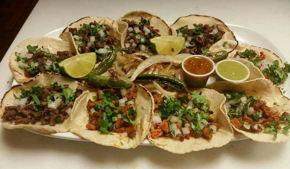 All Of Our Tacos Are Made With Fresh Handmade Tortillas