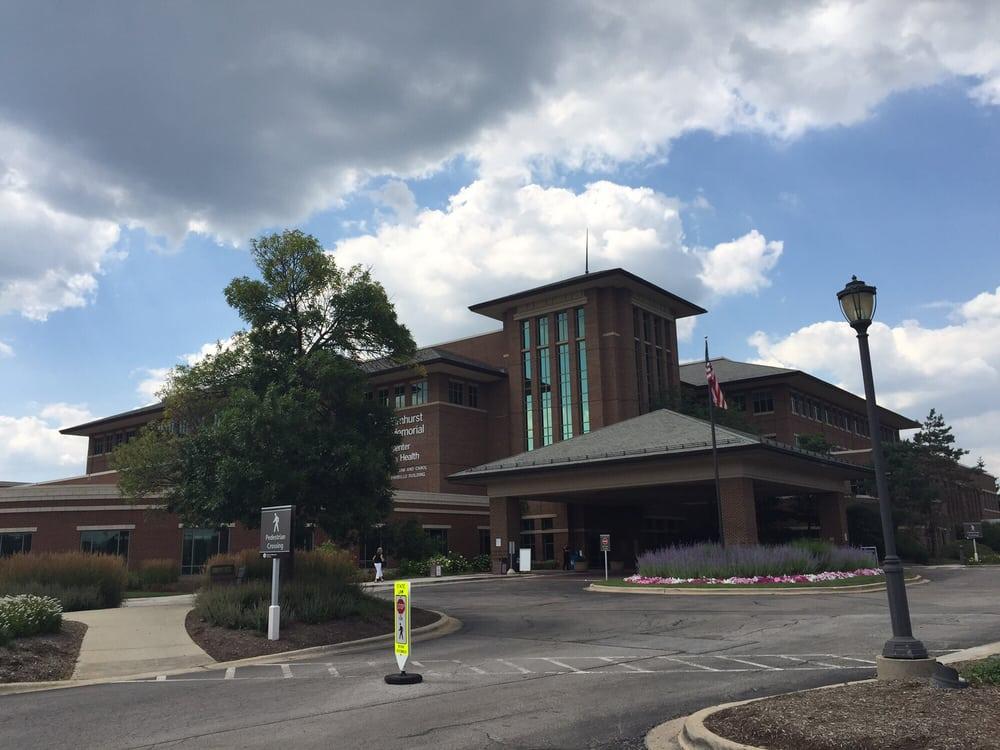 Elmhurst memorial hospital reviews