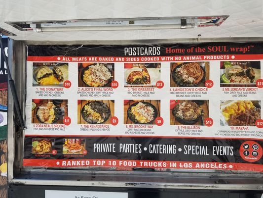 Postcards Central American Soul Food - 142 Photos & 122 Reviews