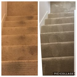 Photo of A.K.A Carpet Service - Chula Vista, CA, United States. Before and