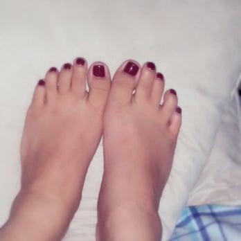 Fat Female Feet 4