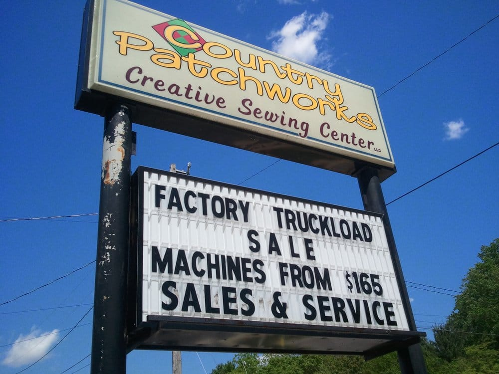 Country Patchworks Quilt Shop: 283 S Lowe Ave, Cookeville, TN