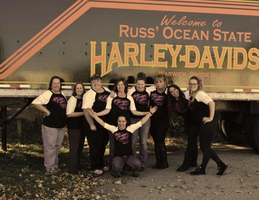 Ocean State Harley Davidson 35 Albany Rd Warwick Ri Motorcycle