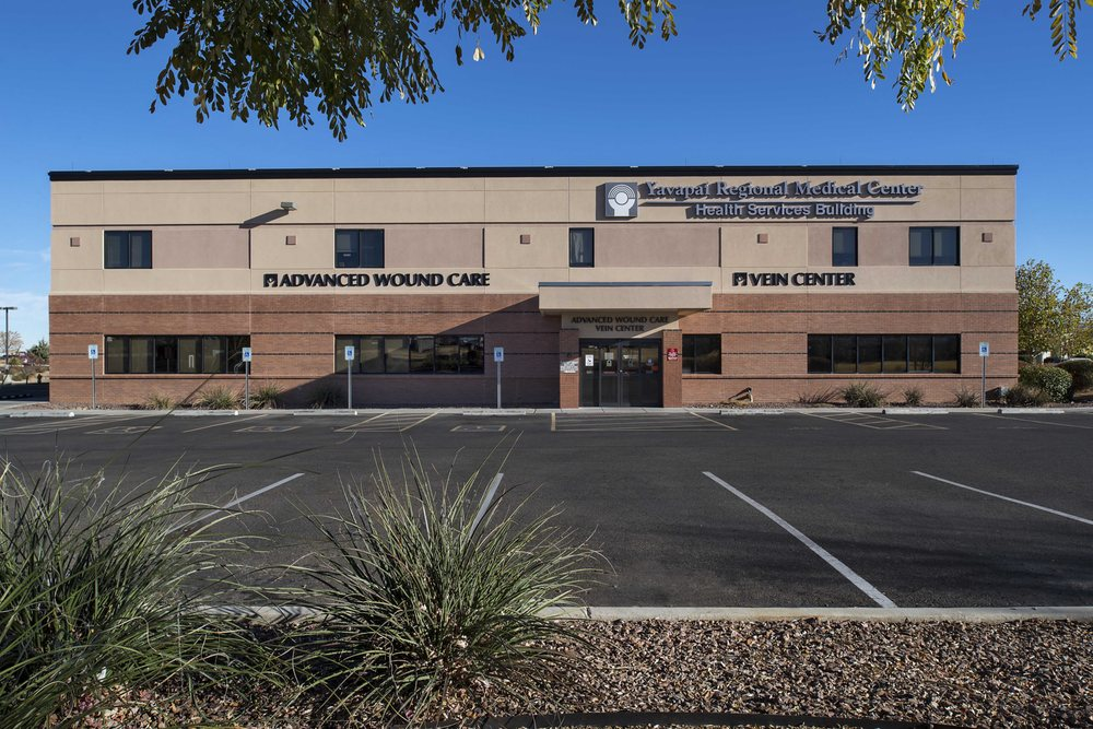 The Vein Center at Yavapai Regional Medical Center East: 3262 N Windsong Dr, Prescott Valley, AZ