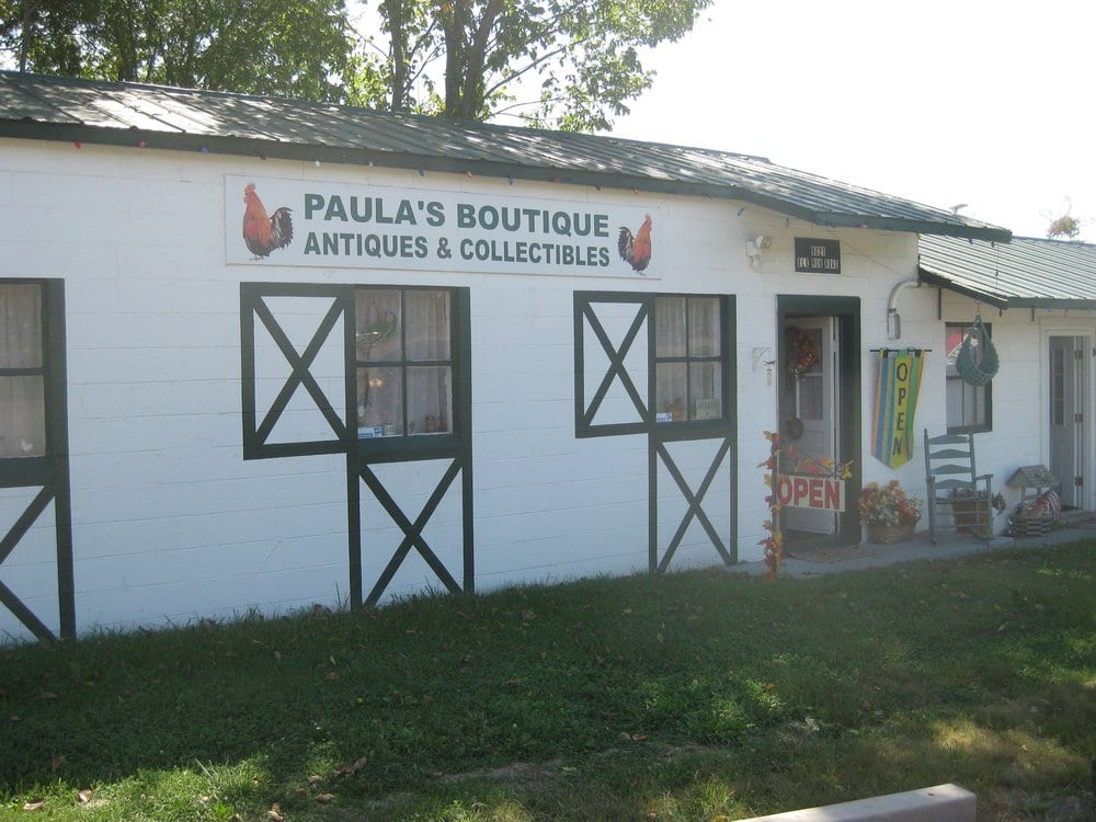 Paula's Boutique: 9221 Elk Run Rd, Catlett, VA