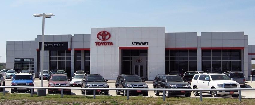 Stewart Toyota: 3400 S Interstate 45, Corsicana, TX