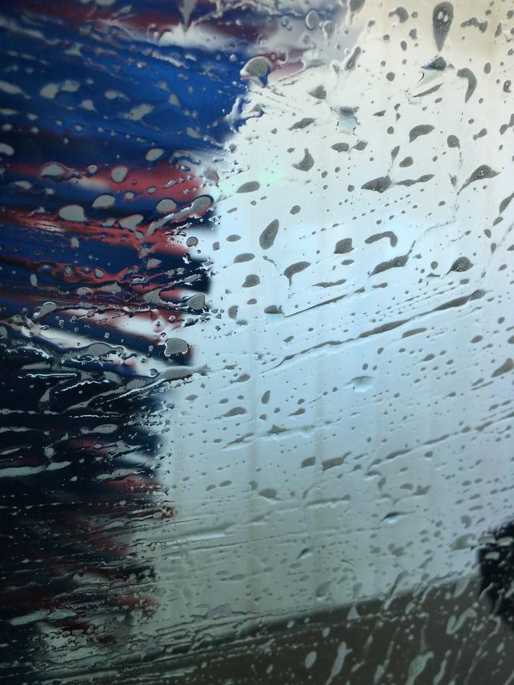 Rainstorm Car Wash Phone