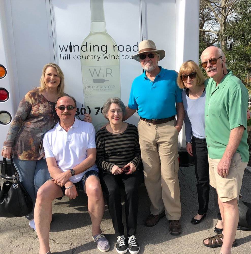 Winding Road Wine Tours