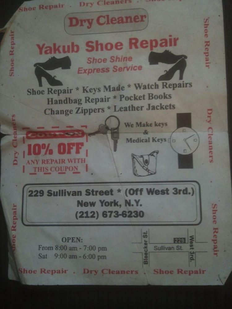 Yakub Shoe Repair