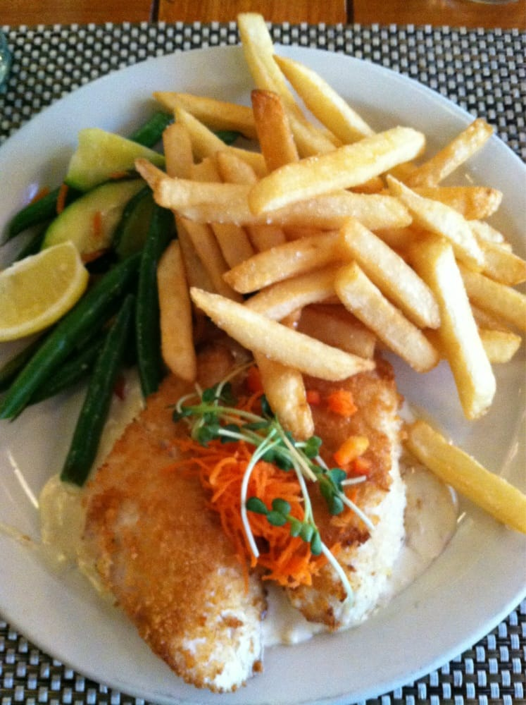 Parmesan crusted mahimahi was bomb yelp for Uncle s fish market and grill