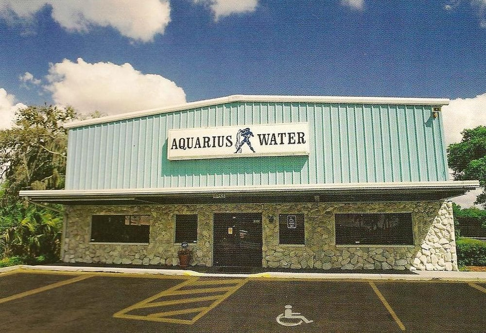 Aquarius Water Refining: 5914 State Rd 674, Wimauma, FL