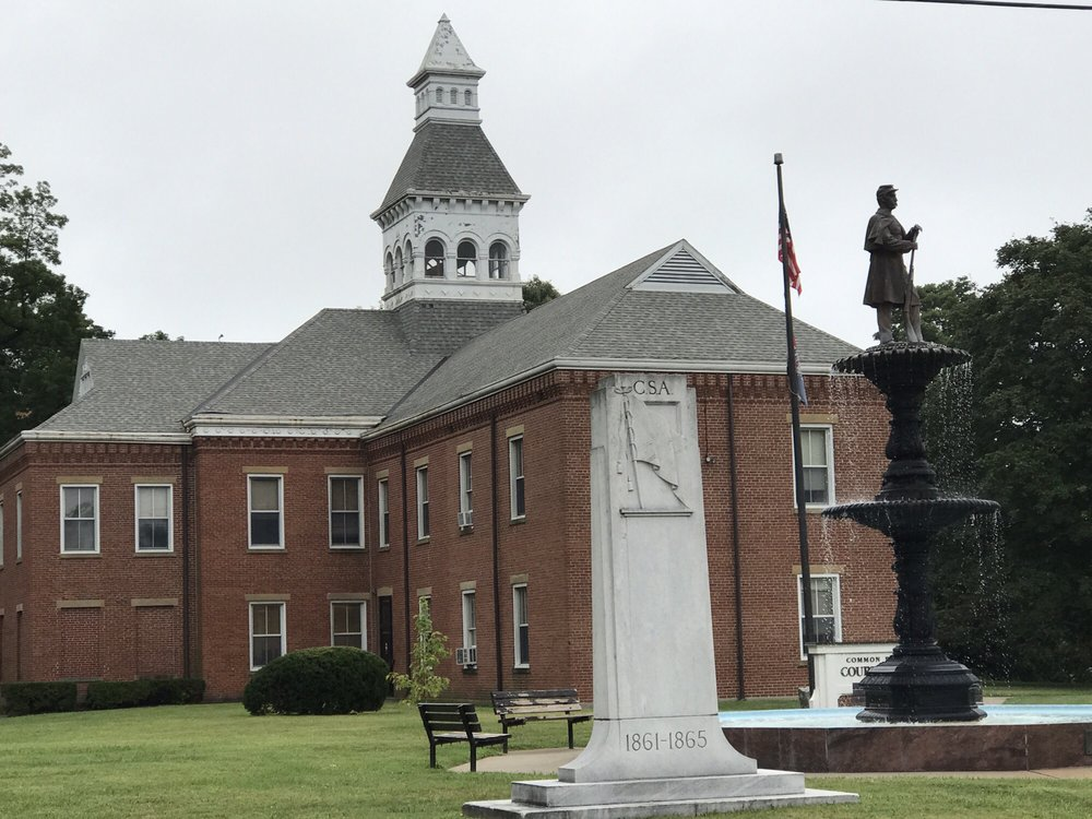 Cape Girardeau County Courthouse Annex: 44 N Lorimier St, Cape Girardeau, MO