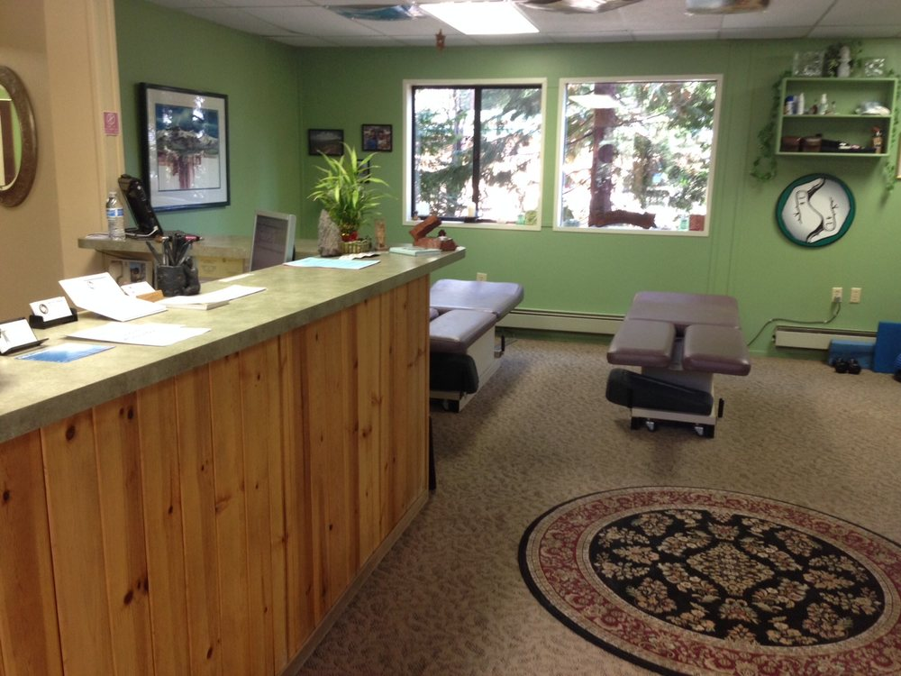 Tahoe City Chiropractic: 645 W Lake Blvd, Tahoe City, CA