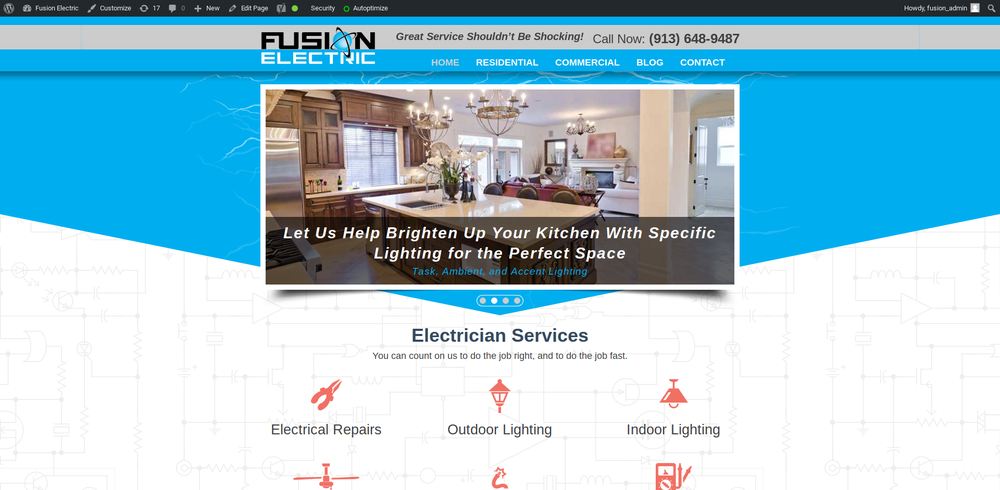 Fusion Electric