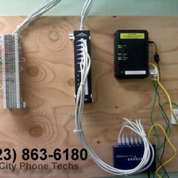 wiring a fax line all city phone techs - phone jacks, internet installation ...