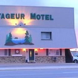 Photo Of Voyageur Motel International Falls Mn United States In