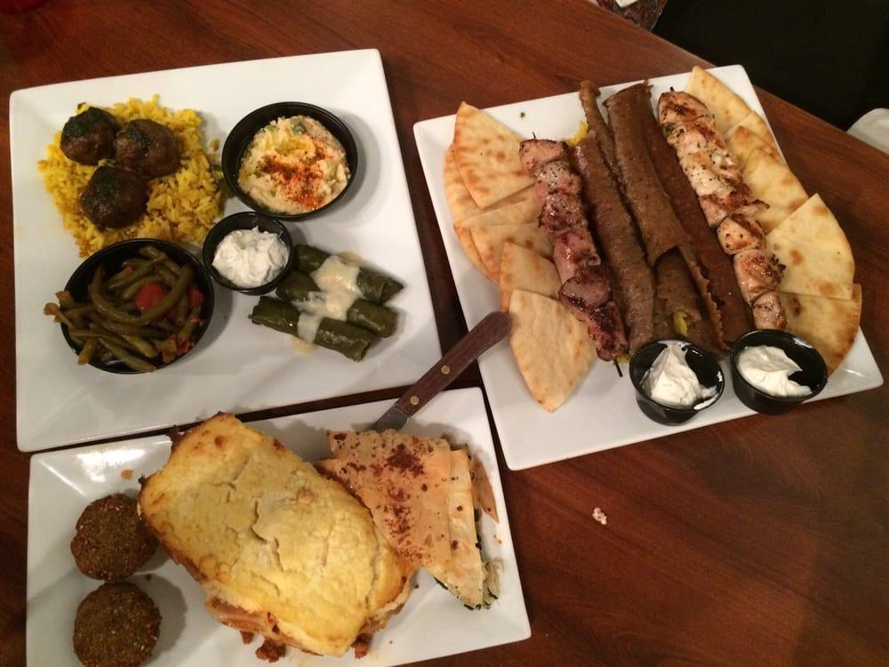 Greek Street Kitchen And Bar Menu