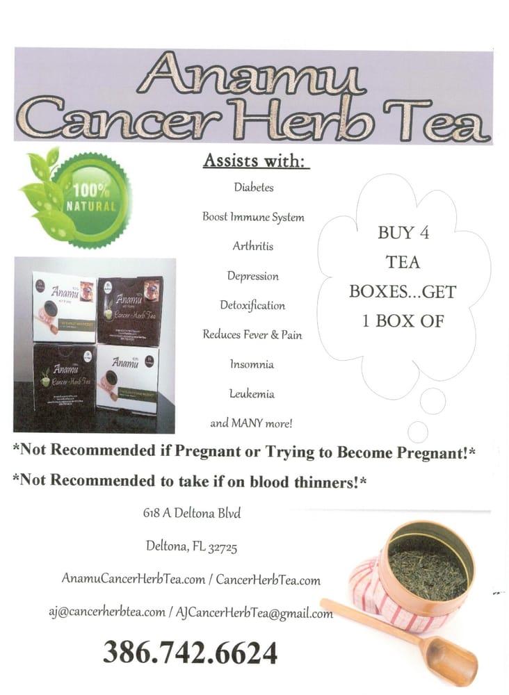 Anamu Herbal Tea