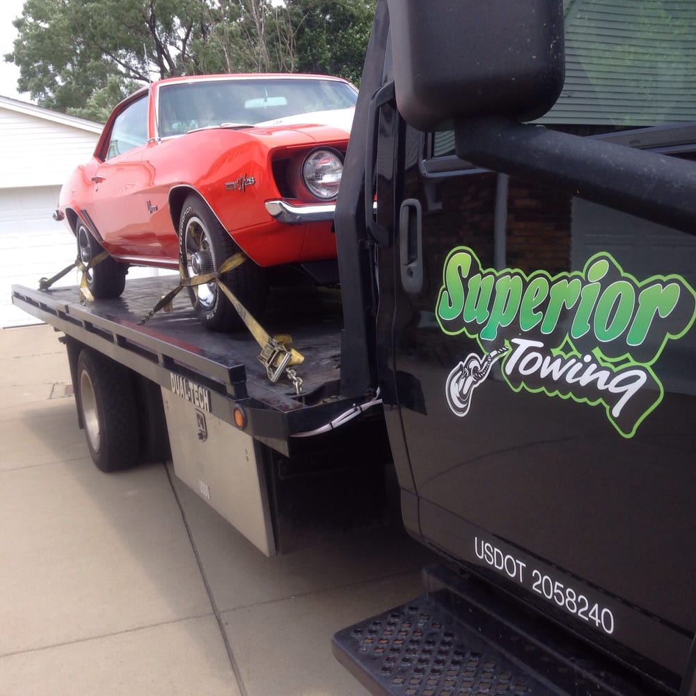 Superior towing towing roadside assistance 745 for Roadside assistance mercedes benz phone number