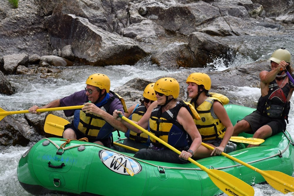 Wilderness Aware Rafting: 12600 US Hwy 24 / 285, Buena Vista B, CO