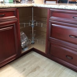 High Quality Photo Of Millbrook Kitchens   Paramount, CA, United States. Lazy Susan  Kidney Shaped ...