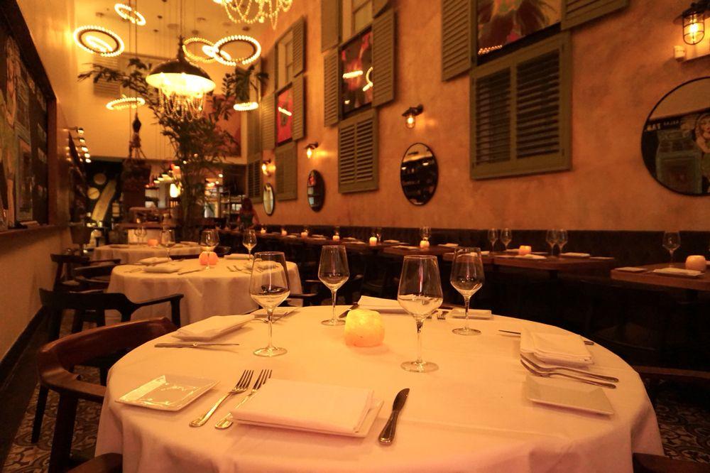 the new dining room at ola restaurant yelp rh yelp com ola miami beach fl 33139 Yuca Miami Beach
