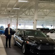Marcus And Photo Of Crossroads Ford Of Cary   Cary, NC, United States. So  Happy