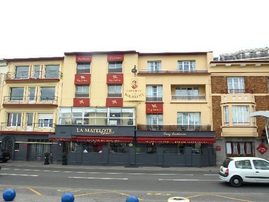 h tel la matelote 12 reviews restaurants 70 boulevard sainte beuve boulogne sur mer pas. Black Bedroom Furniture Sets. Home Design Ideas