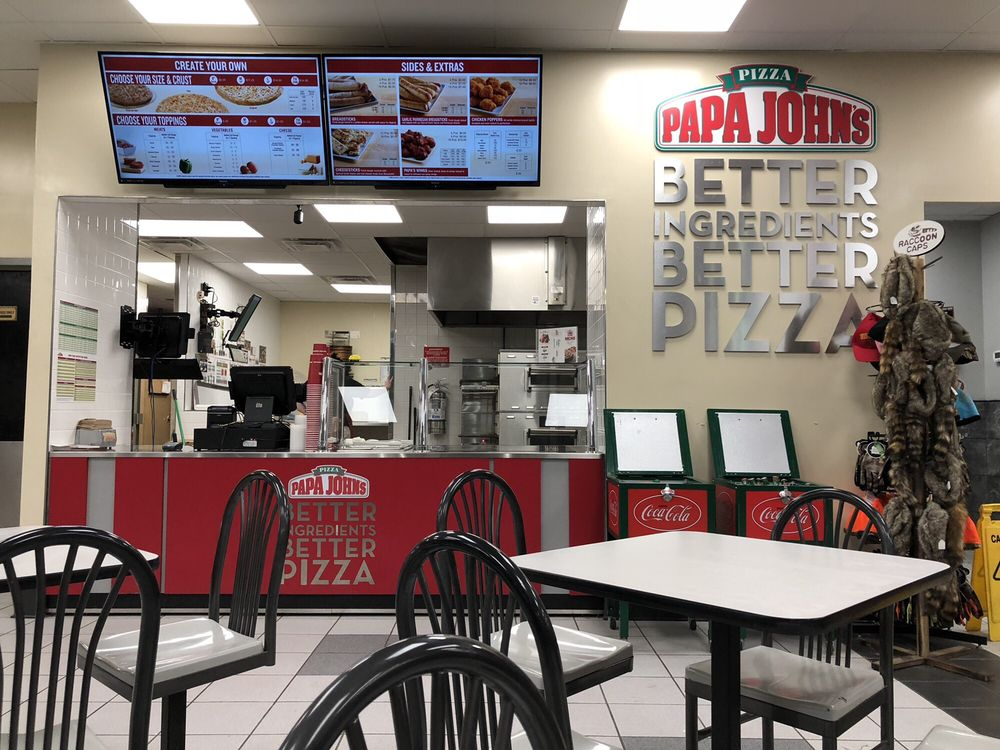 Papa John's Pizza: 5996 Crider Lane, Catlettsburg, KY