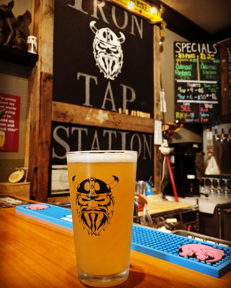 The Iron Tap Station: 8840 SW Hall Blvd, Portland, OR