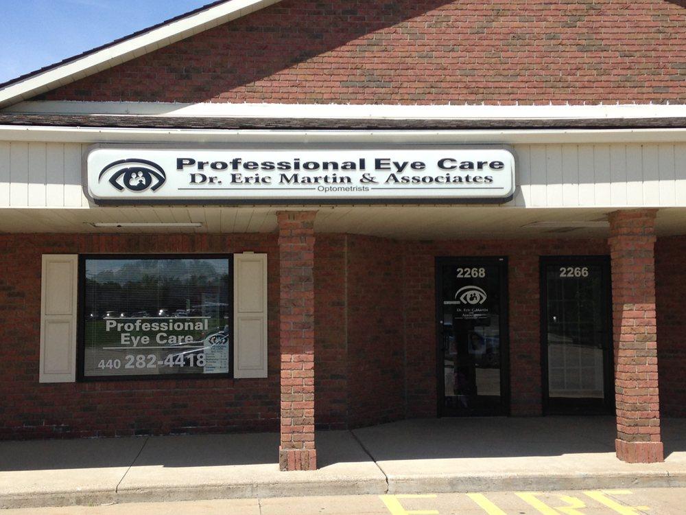 Professional Eye Care: 2268 Kresge Dr, Amherst, OH