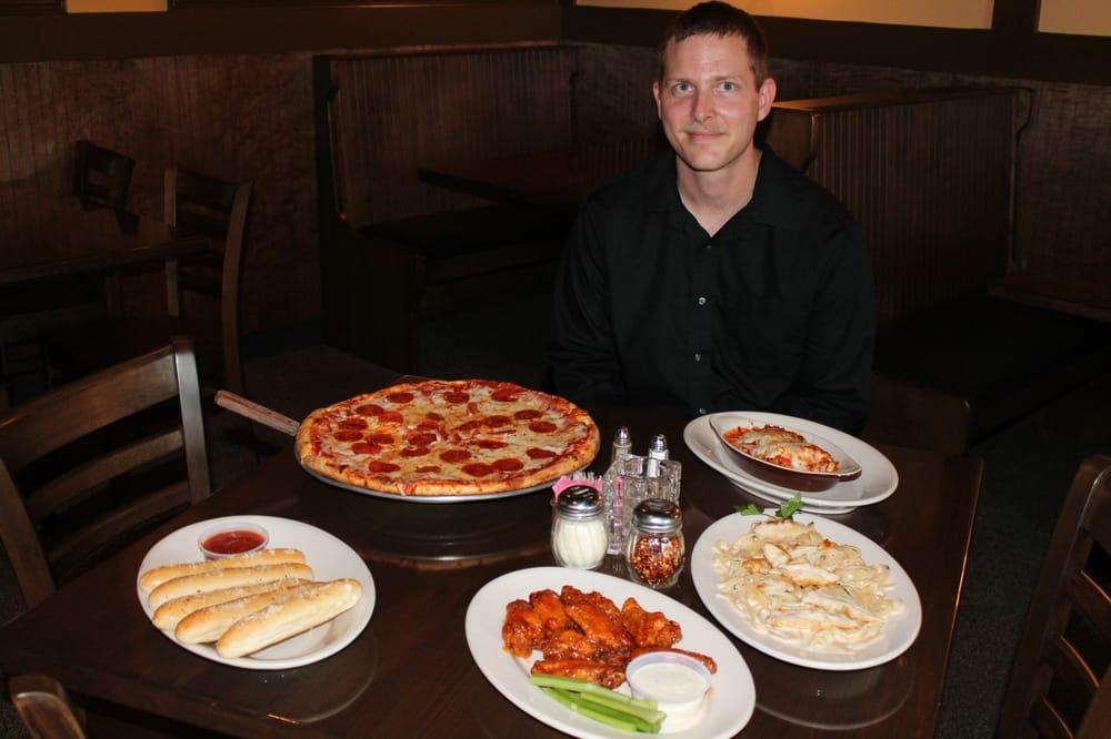 Paula S Pizza Italian Restaurant New Bern Nc