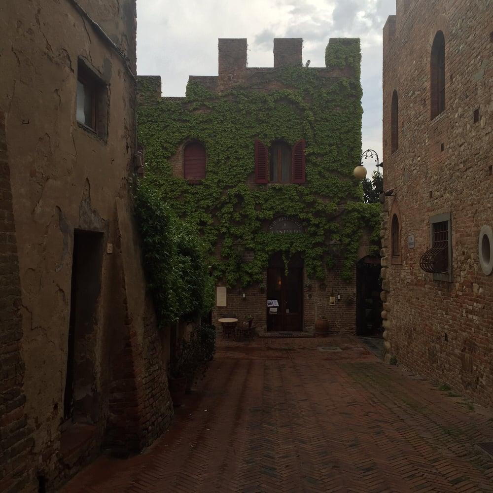 Il castello hotel via della rena 6 certaldo prato - B b la finestra sul castello termoli ...