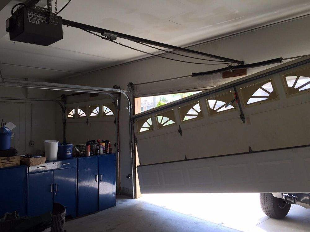 Puertas de garaje urgentes