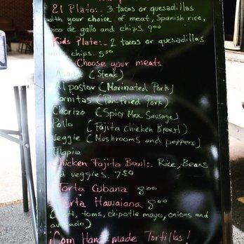 El Rey Del Taco Food Truck Raleigh