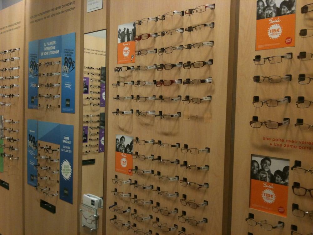 g n rale d optique lunettes opticien centre cial carrefour vitrolles bouches du rh ne. Black Bedroom Furniture Sets. Home Design Ideas