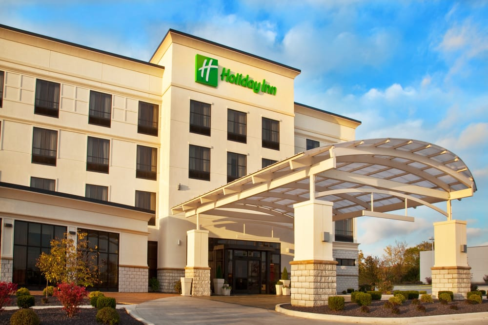 Holiday Inn Quincy: 4821 Oak St, Quincy, IL