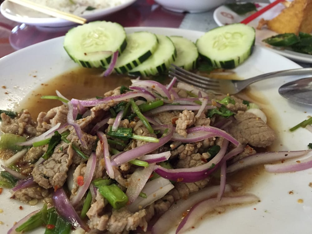 Thai Restaurant Charleston Il