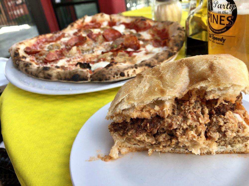Limoncello Pizzeria Napoletana: 218 W Goodwin St, Prescott, AZ