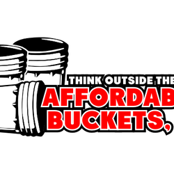 Affordable Buckets Home Garden 1243 170th St Victor