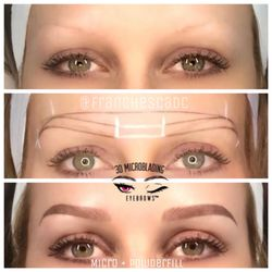 3D Microblading Eyebrows - 510 Photos & 77 Reviews - Permanent