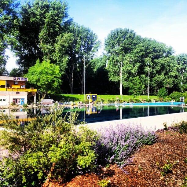 strandbad l rick swimming pools l rick d sseldorf nordrhein westfalen germany reviews. Black Bedroom Furniture Sets. Home Design Ideas