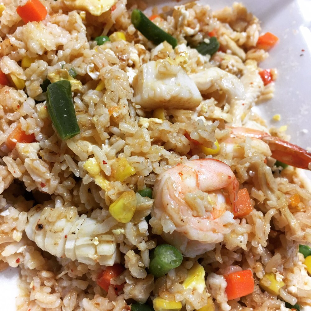 Laos - Thai Sushi Restaurant: 2919 Towson Ave, Fort Smith, AR