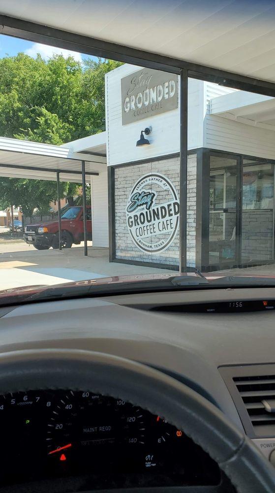 Stay Grounded Coffee: 316 N Main St, Bonham, TX